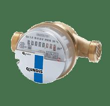 Wasserzähler Qundis Qwater WFK30.D, WFW30.D